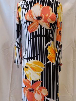 Frank Lyman – Floral Dress